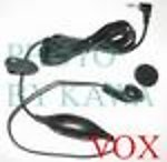 1X 53727VOX Earbud 53727 with VOX function for Motorola T6220 T7200 T5820