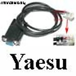 1X YSUCBMOBL Yaesu mobile radio programming Cable
