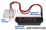 1x IDE25IDE35AD Connect 2.5 in IDE Notebook Laptop HD to Desktop PC New