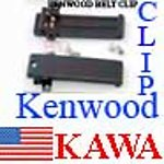 20X KWDCLIPTKTH Belt Clip Plastic for KENWOOD TK-280